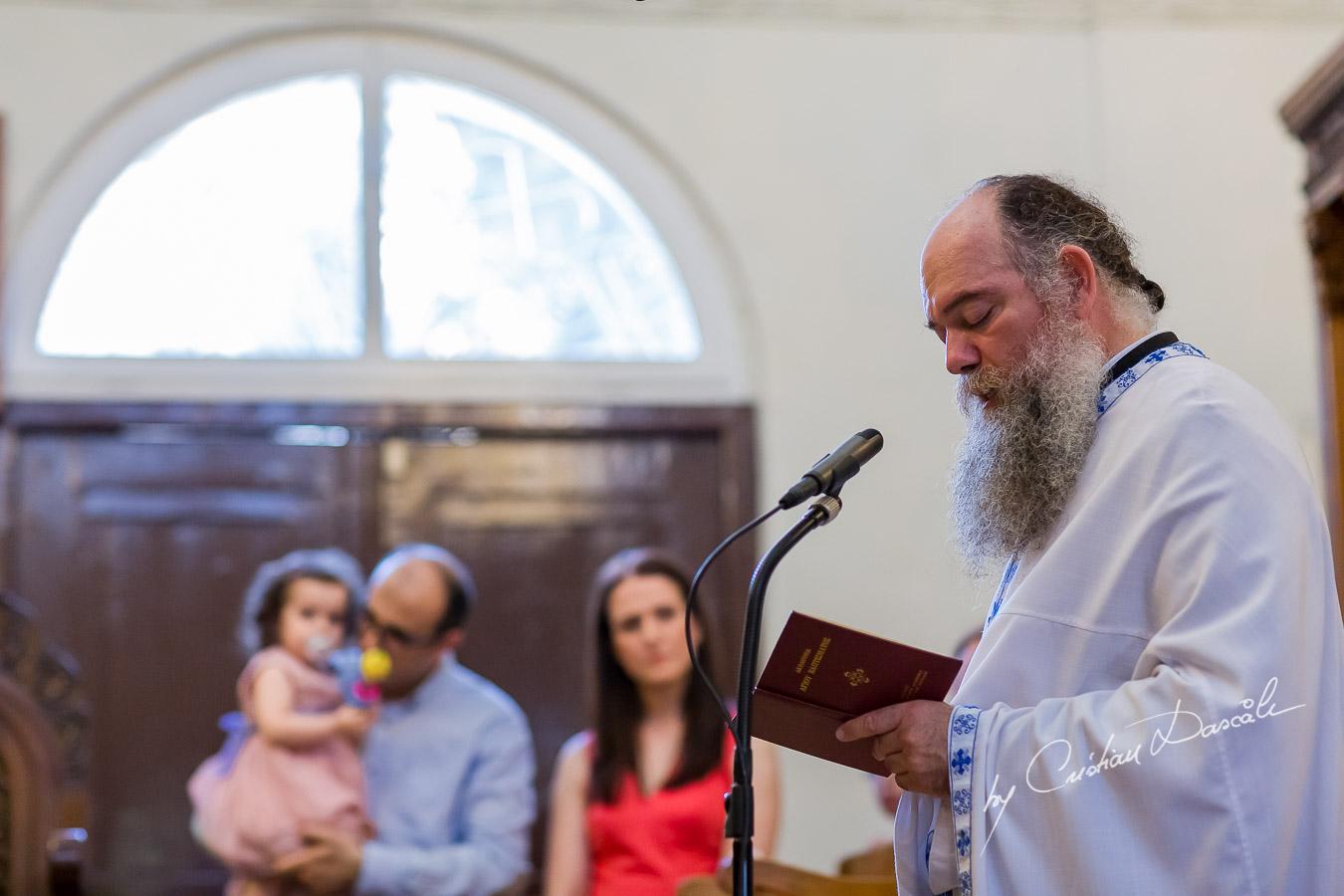 Baptism Photograher in Nicosia - Chrisanti's Christening by Cristian Dascalu - 18