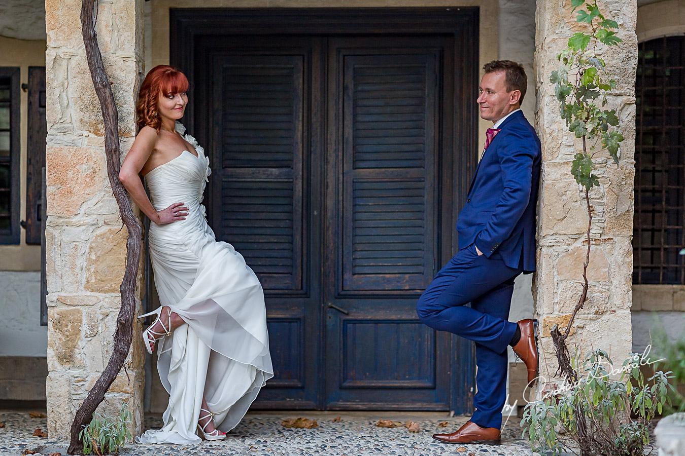 Elegant Wedding at Apokryfo, Lofou - 40