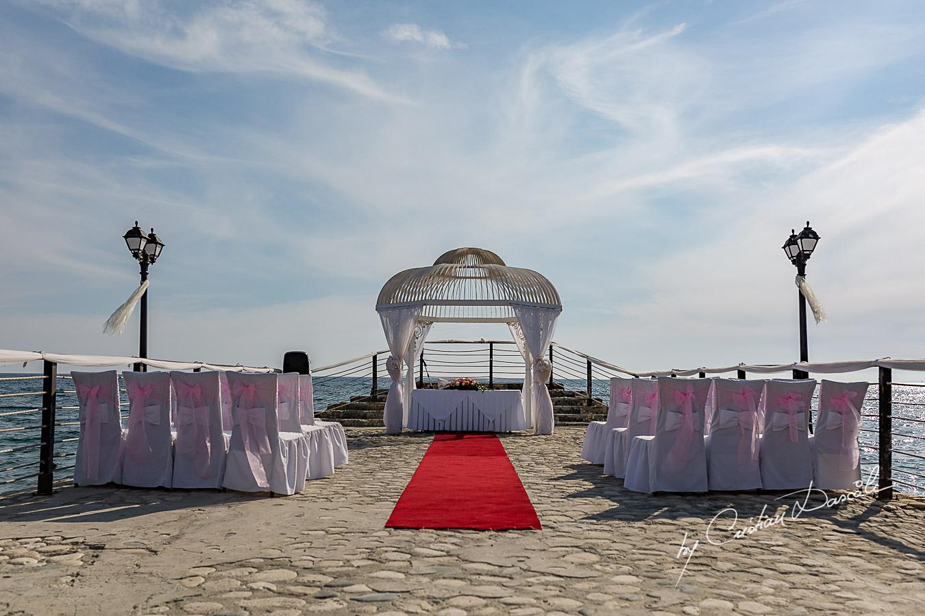 Elias Beach Hotel Wedding - Johnson & Helen - 18