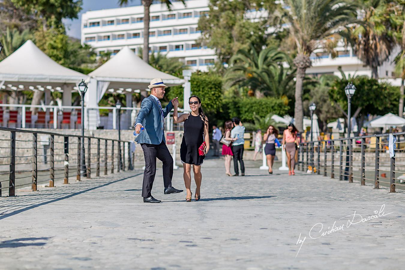 Elias Beach Hotel Wedding - Johnson & Helen - 22
