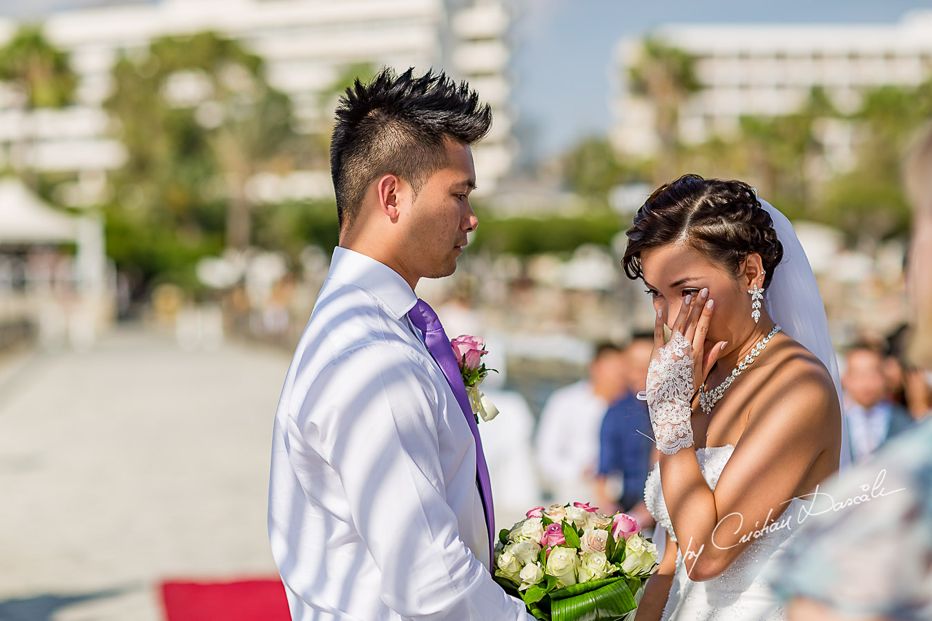 Elias Beach Hotel Wedding - Johnson & Helen - 29
