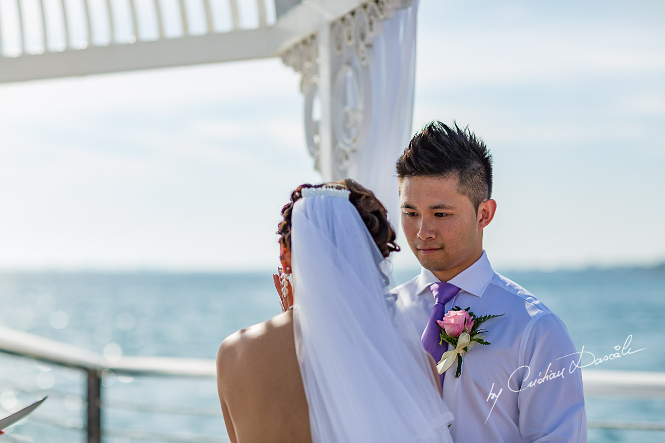 Elias Beach Hotel Wedding - Johnson & Helen - 33