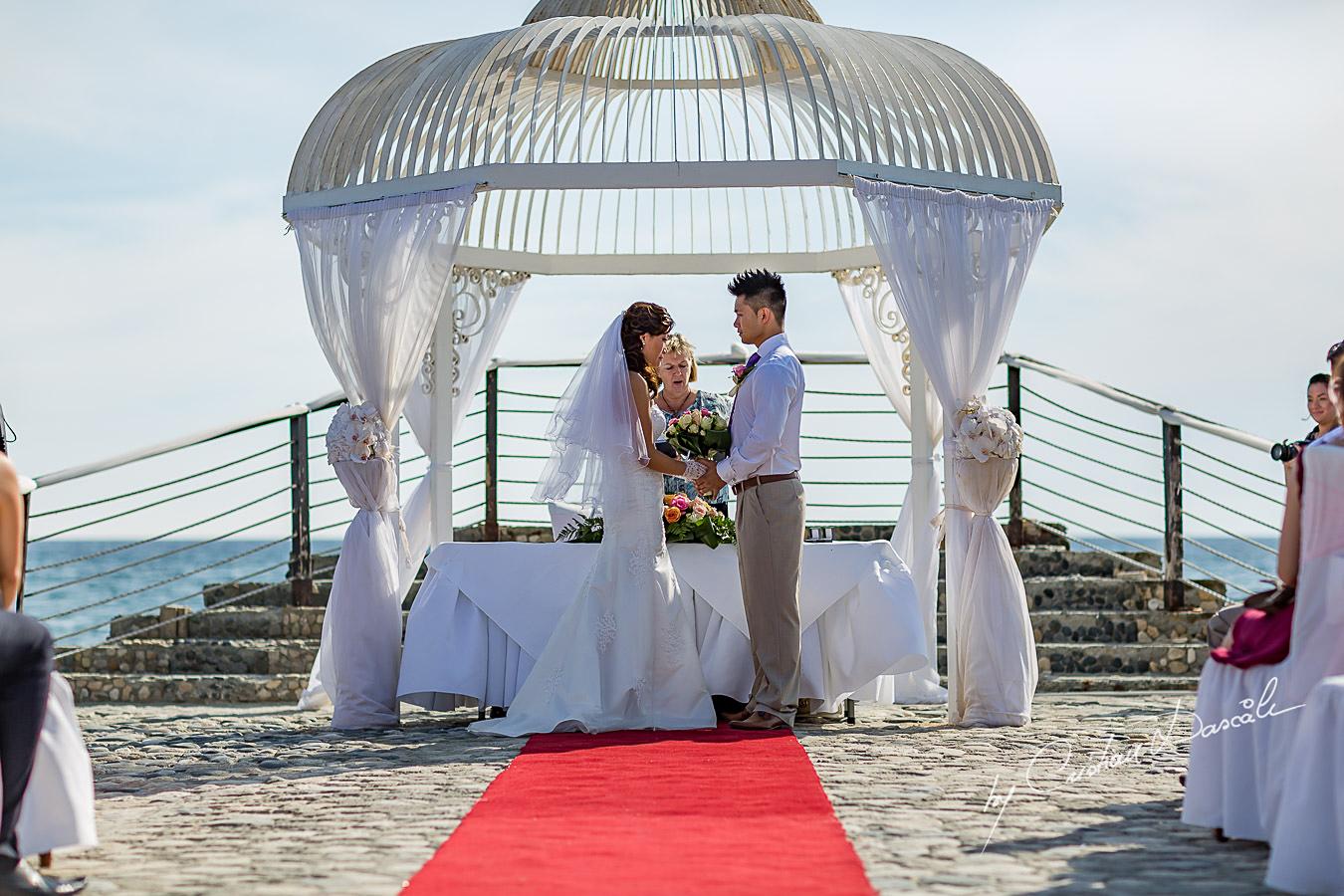 Elias Beach Hotel Wedding - Johnson & Helen - 34