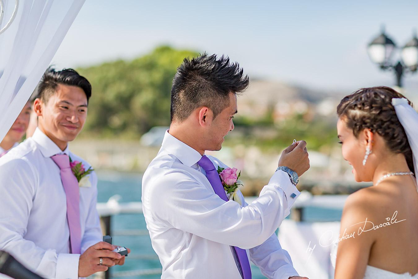 Elias Beach Hotel Wedding - Johnson & Helen - 41