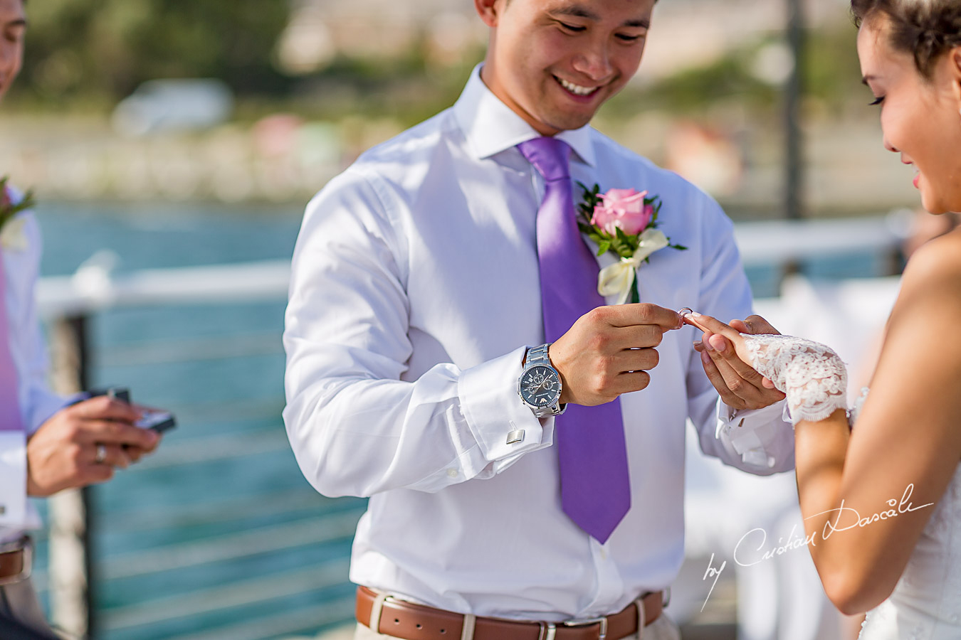Elias Beach Hotel Wedding - Johnson & Helen - 42