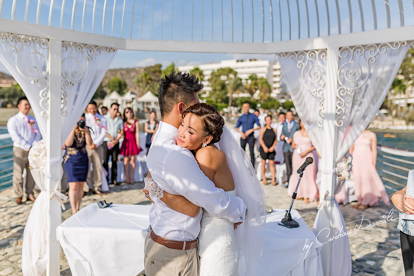 Elias Beach Hotel Wedding - Johnson & Helen - 46