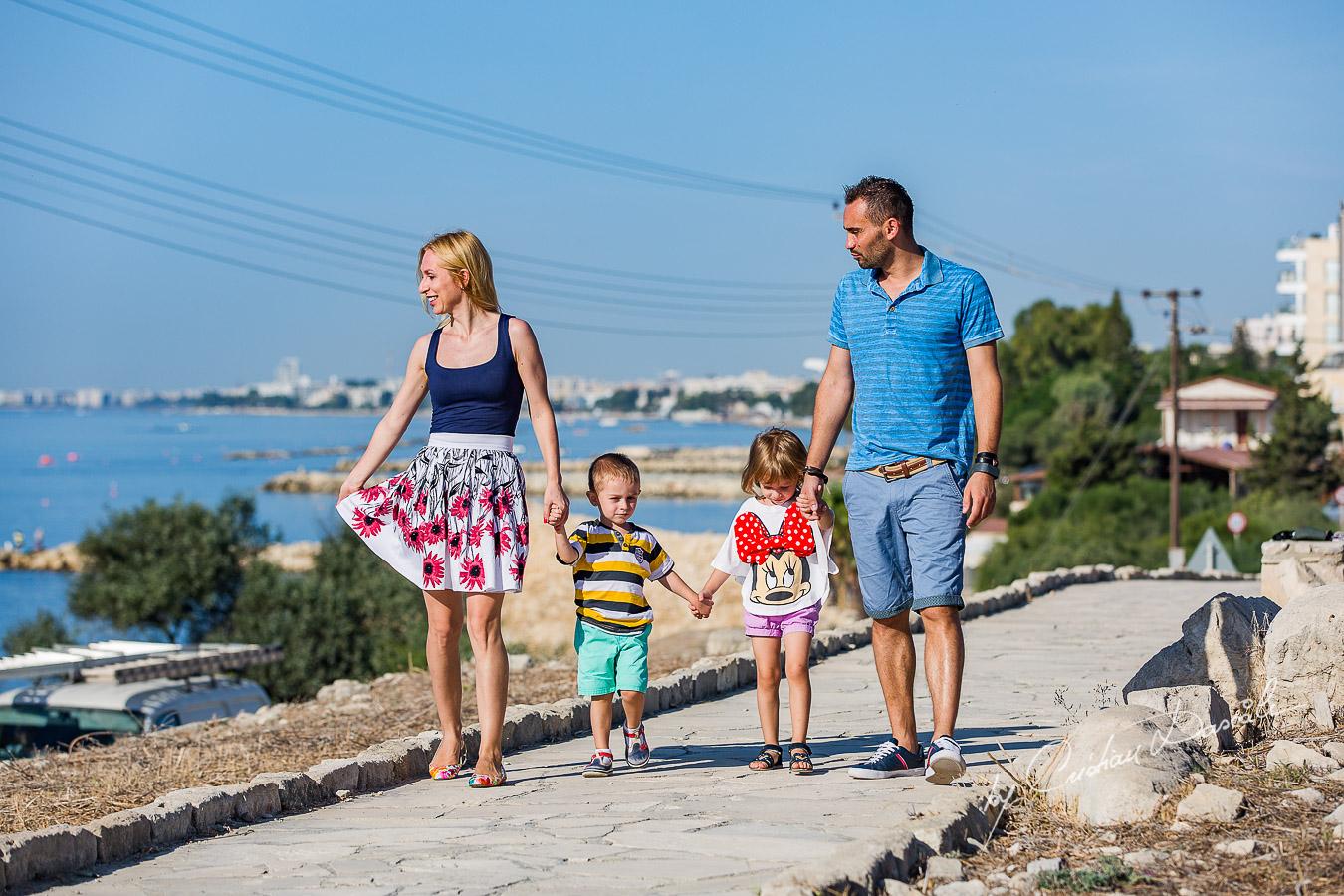 Family Photo Shoot at Amathus-2