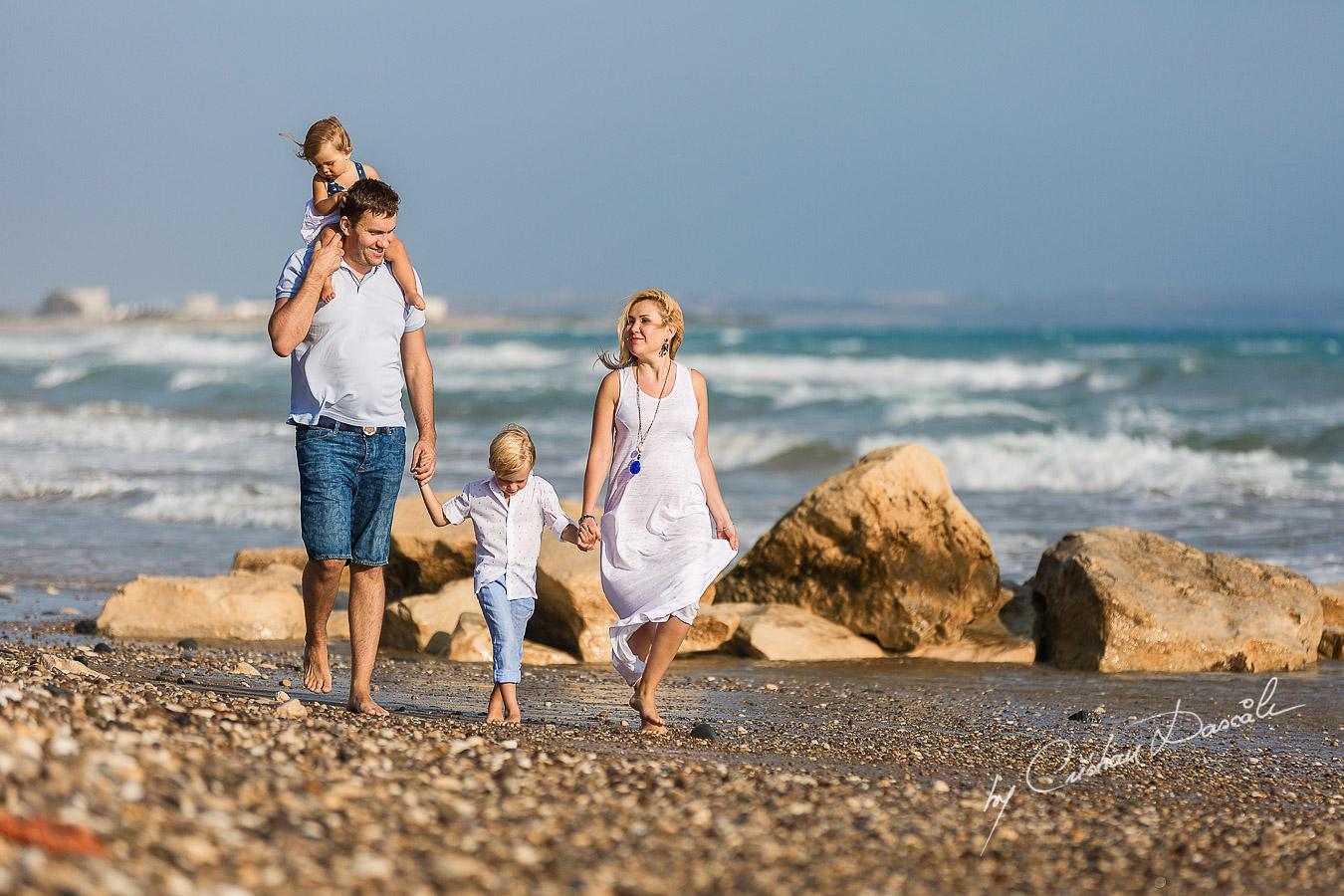 Family Photography at Kurion Beach - 01