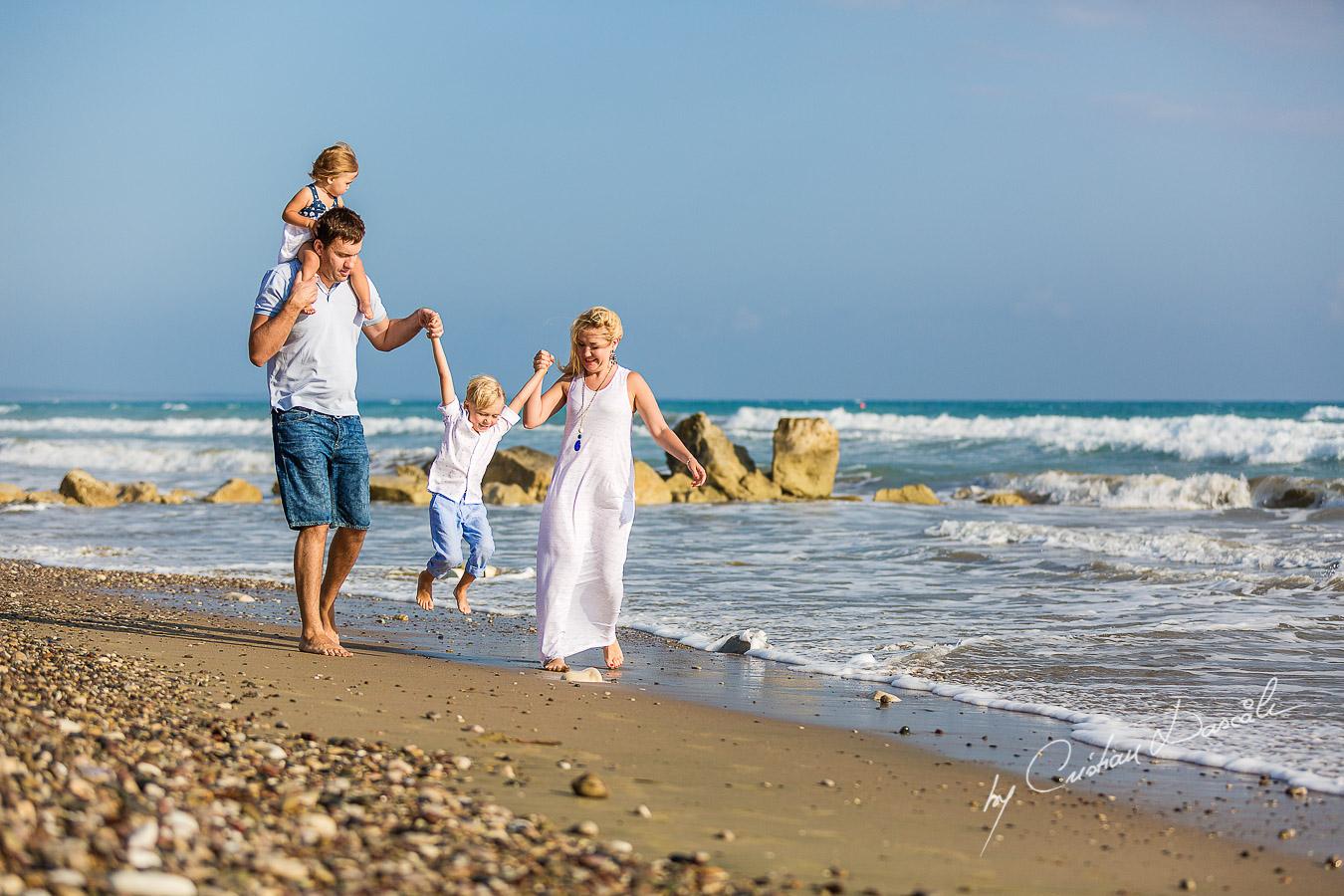 Family Photography at Kurion Beach - 02