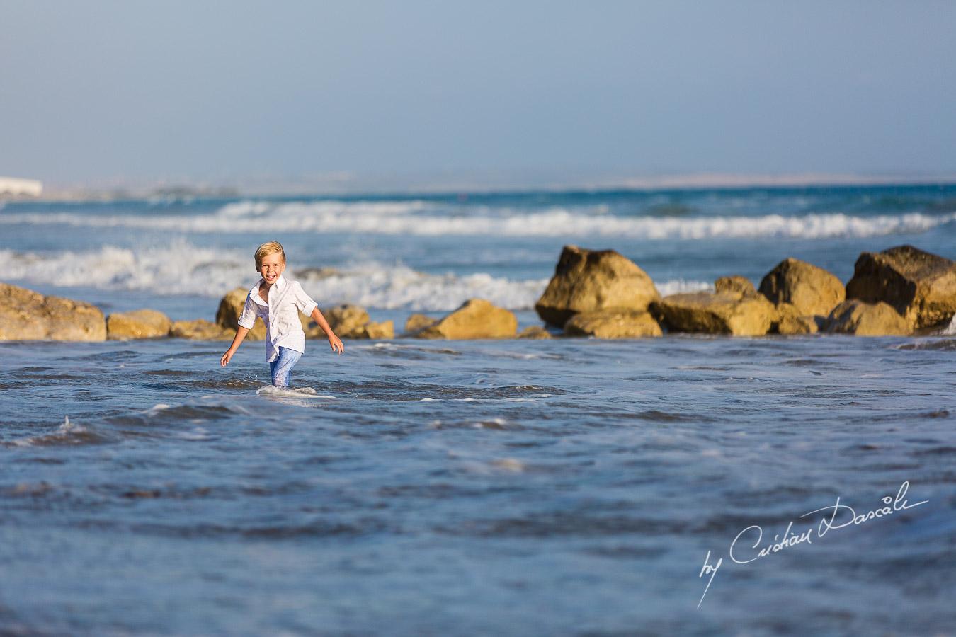 Family Photography at Kurion Beach - 16
