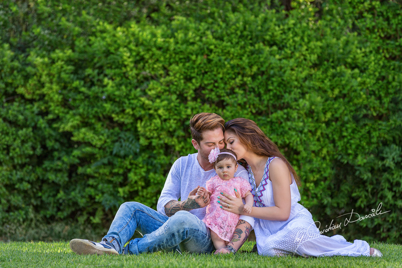 Family Photo Session in Nicosia - 4