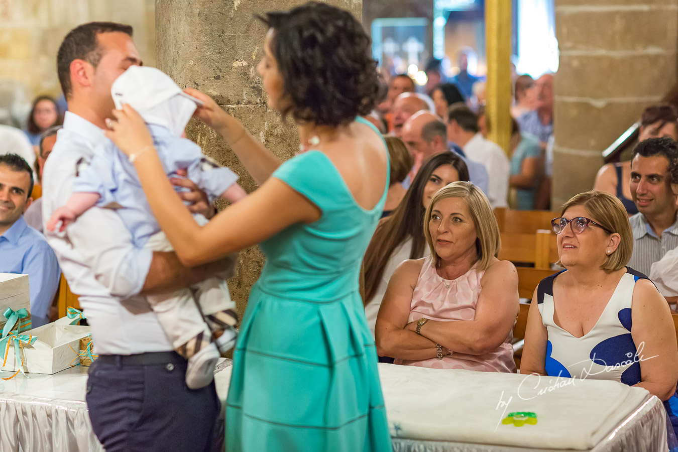 Wonderful Christening Photography in Nicosia - 22
