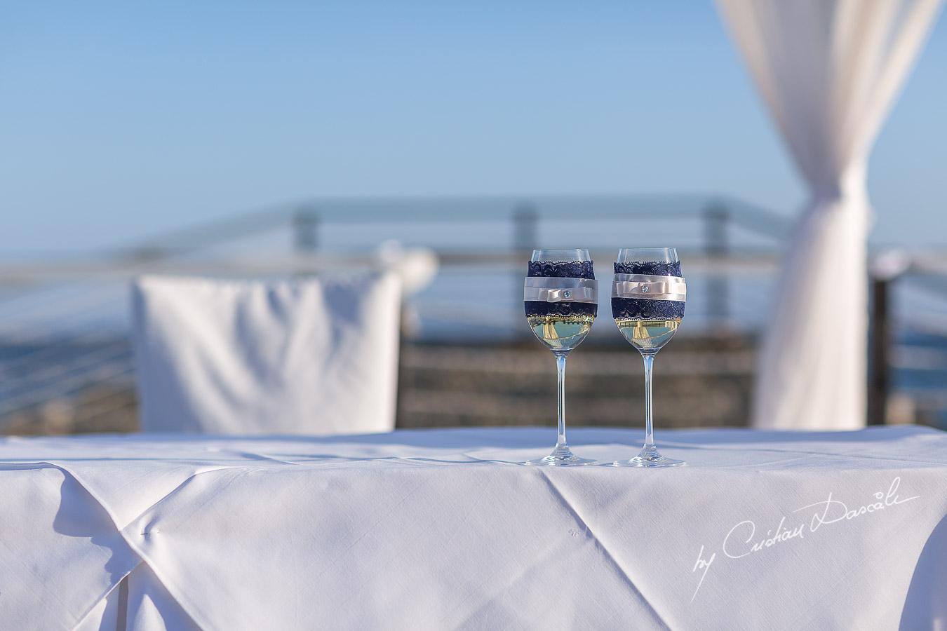 Wedding Details at Elias Beach Hotel in Limassol