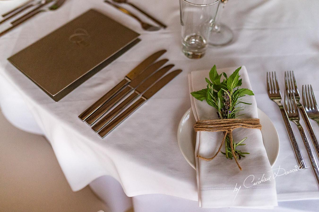 Intimate Wedding at Londa Hotel photographed by Cyprus Photographer Cristian Dascalu