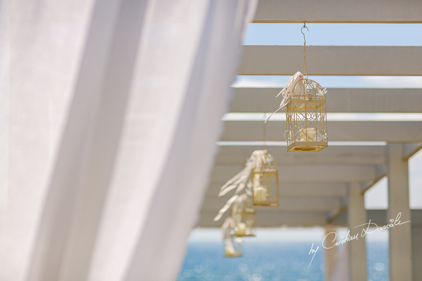 Wedding details at King Evelton Hotel and Resort in Paphos, Cyprus.