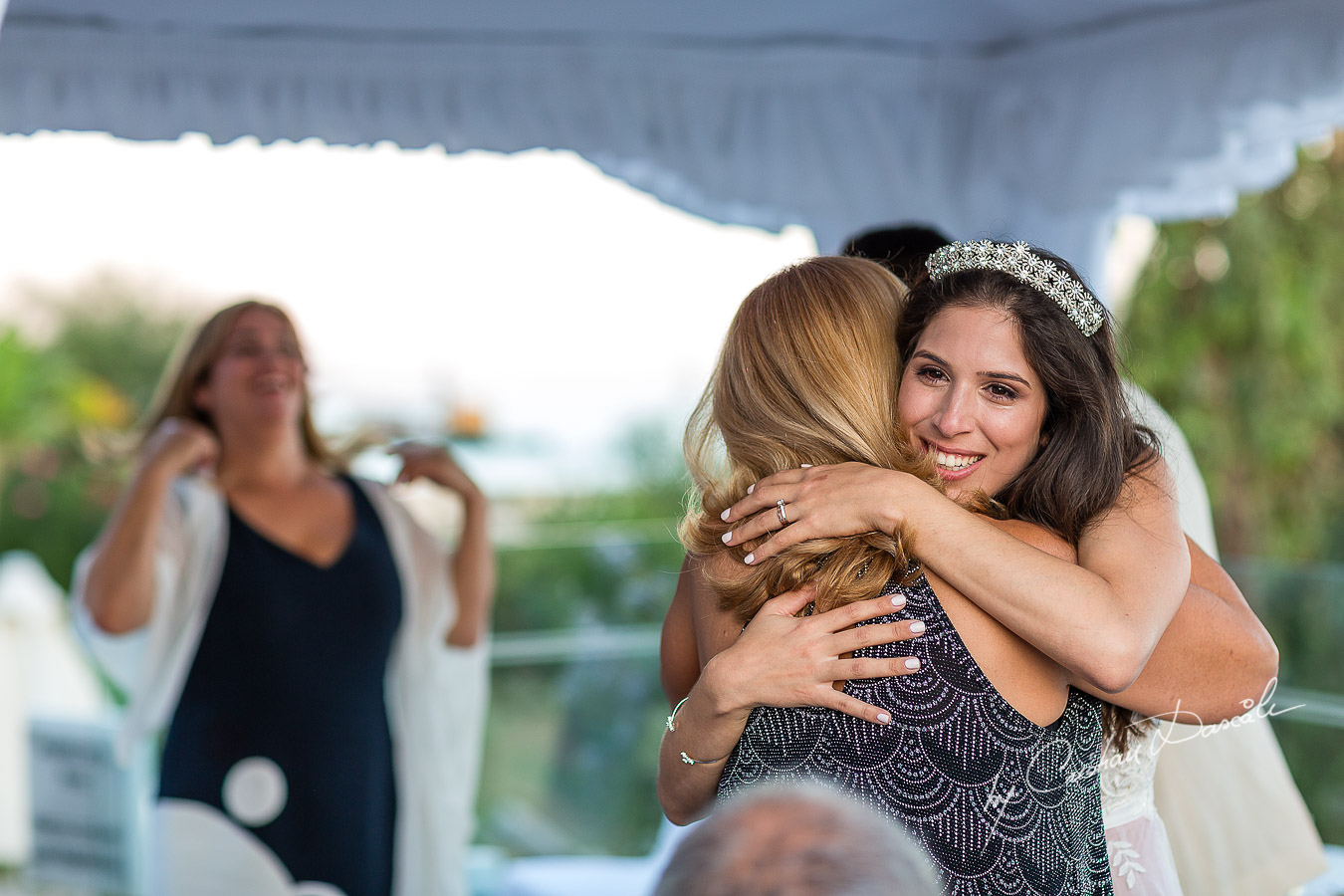 Emotional Wedding At Royal Apollonia Hotel. Photography by Cristian Dascalu.
