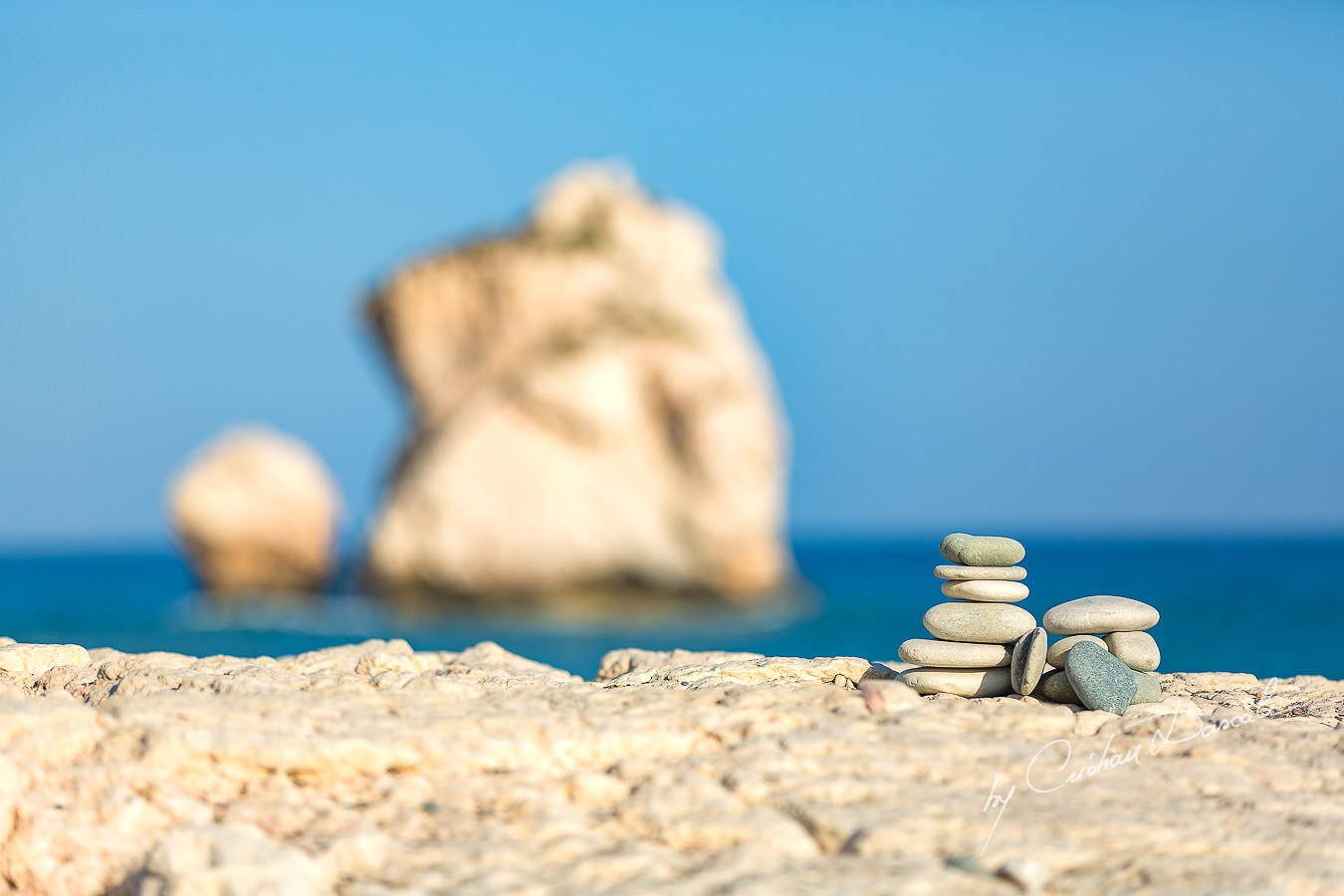 Beautiful moments captured by Cristian Dascalu at Petra Tou Romiou, Cyprus.