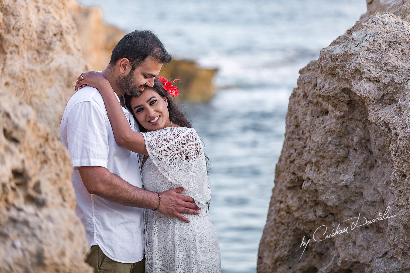 Beautiful Sucheta photogrpahed together with Vikram at the luxurious King Evelthon Hotel in Paphos, Cyprus.