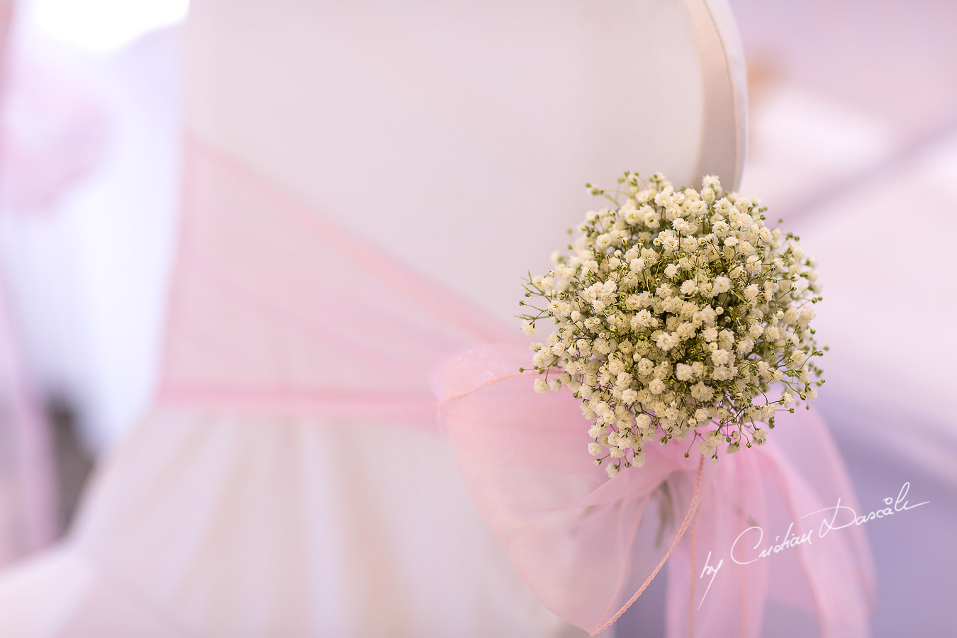 Beautiful details captured during a wedding at Aphrodite Hills Resort in Cyprus by Cyprus Photographer Cristian Dascalu.