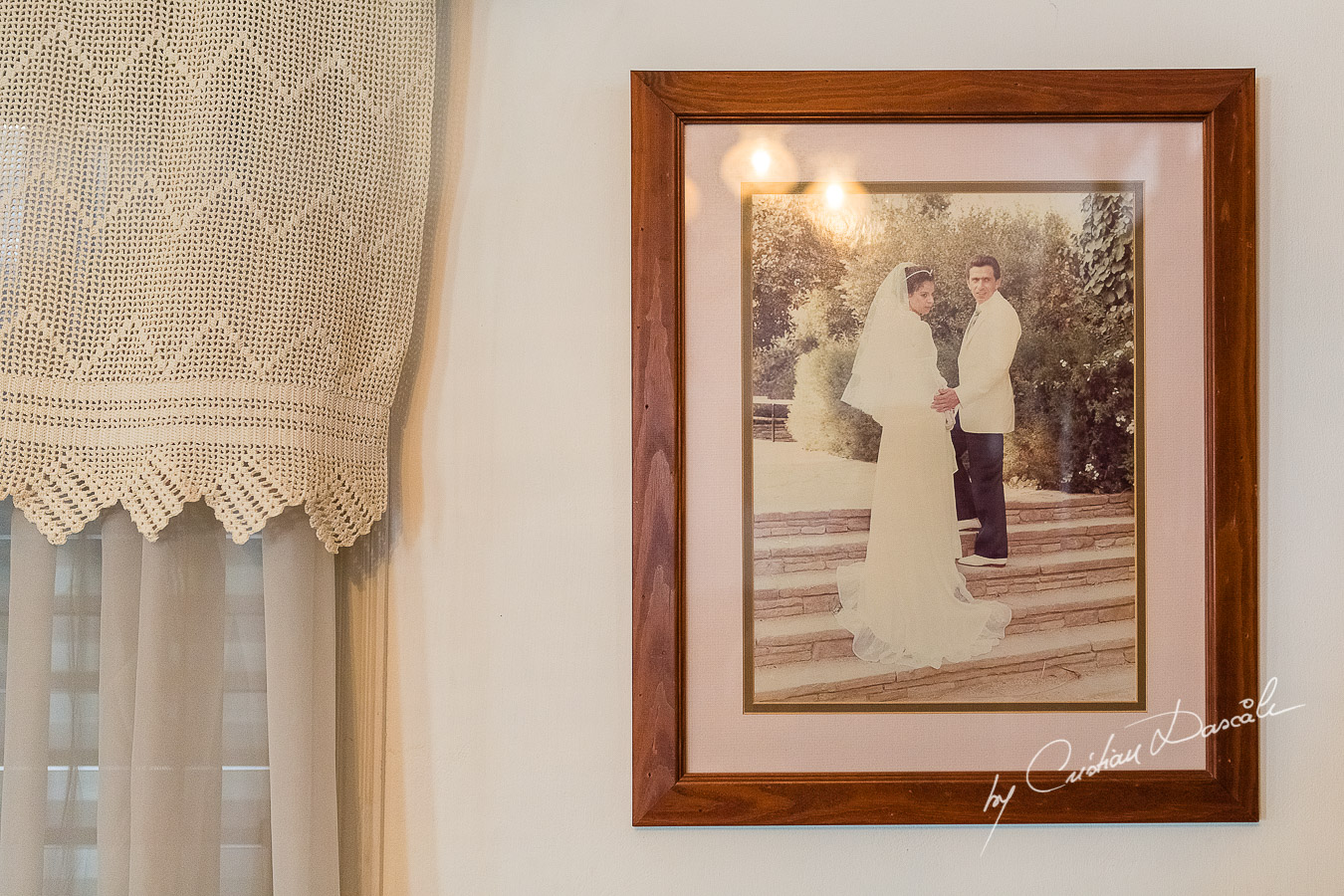 Photo with groom's parents photographed at a wedding in Nicosia by Cyprus Wedding Photographer Cristian Dascalu