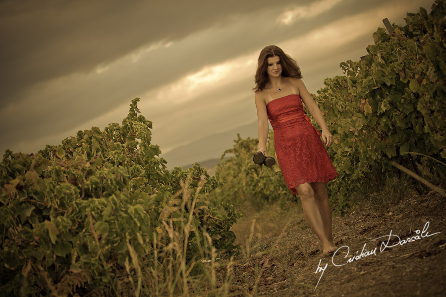 Lory - Outdoor Photo Session in Cyprus Photographer: Cristian Dascalu