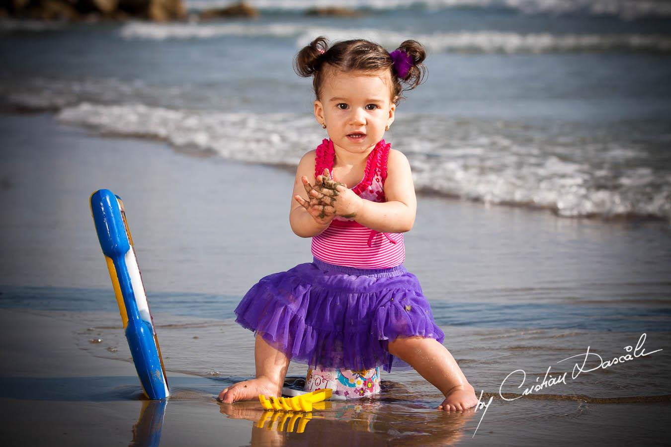 Sofia - Beach Photo Session - Cristan Dascalu