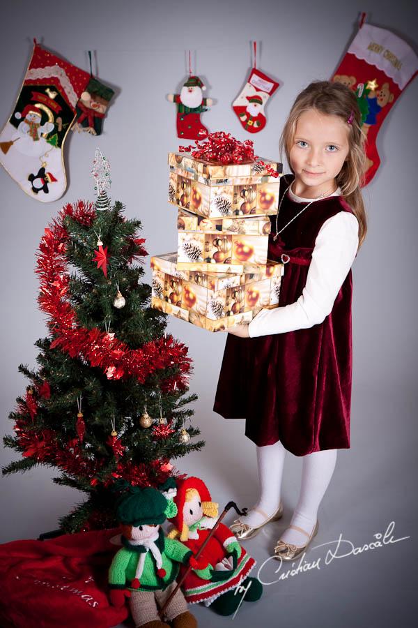 Dicusara Family Christmas Photo Session