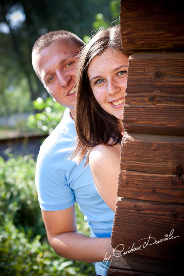 Iulian & Anca - Couple Photo Session. Cyprus Professional Photographer: Cristian Dascalu