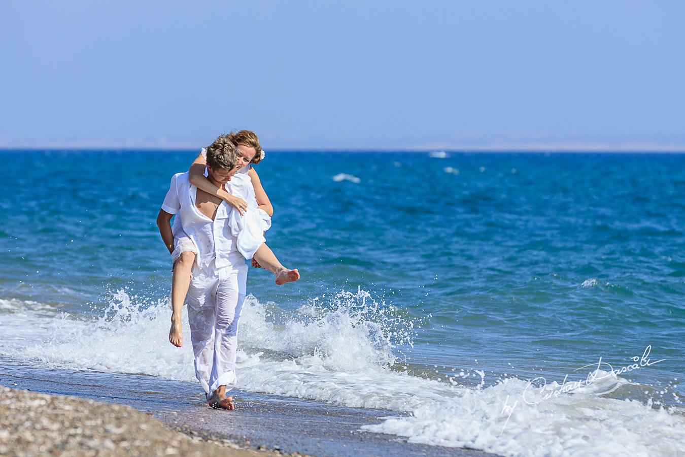 Cyprus Honeymoon Photo Session with Leysan & Michael ...