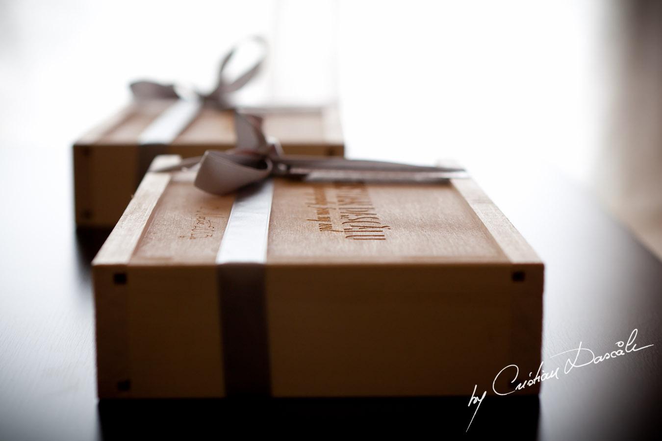 Cyprus Photographer Cristian Dascalu - Our custom packaging