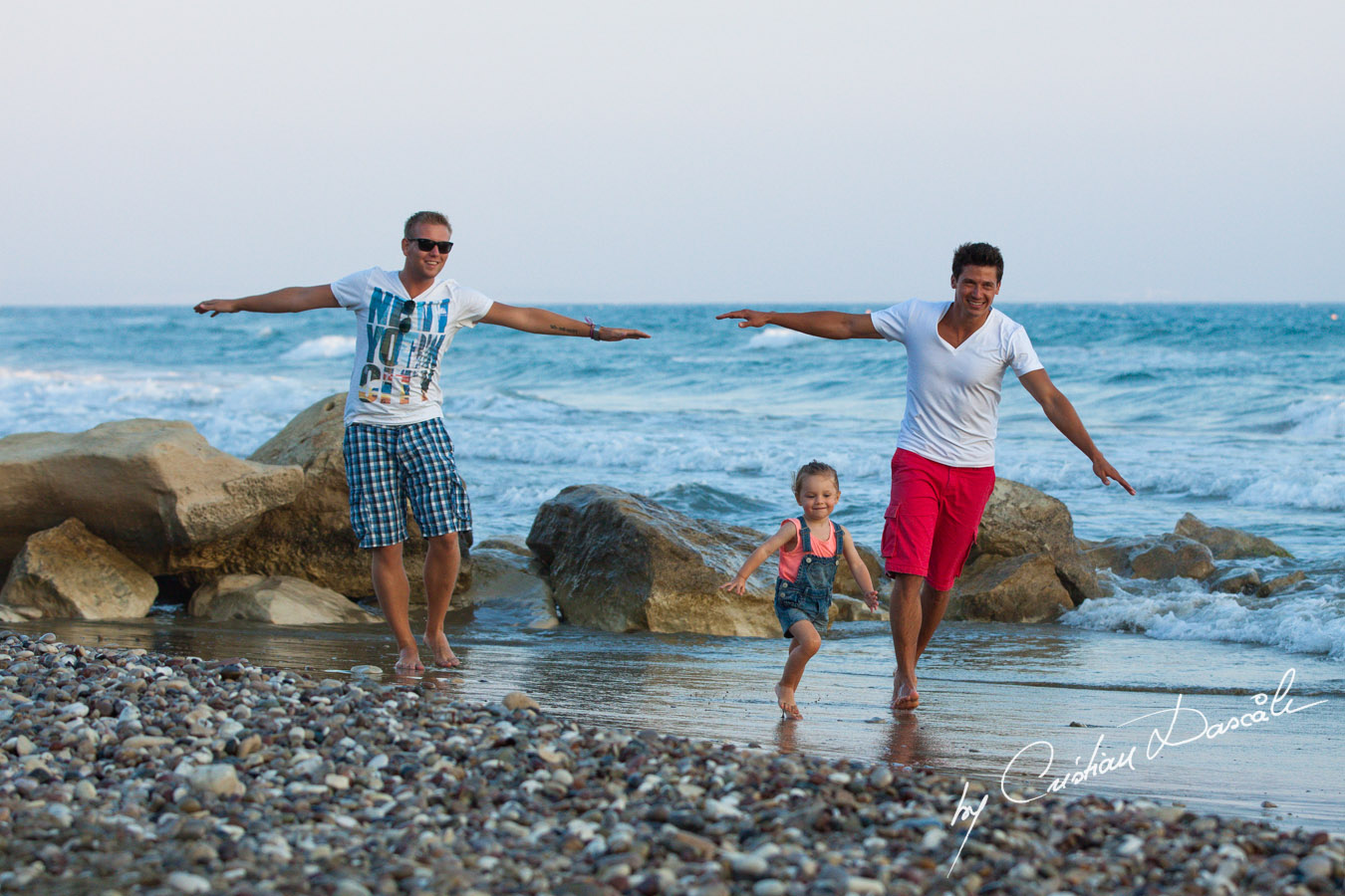 Photo Shoot in Cyprus - Nicky, Laura & Caitlin. Cyprus Photographer: Cristian Dascalu