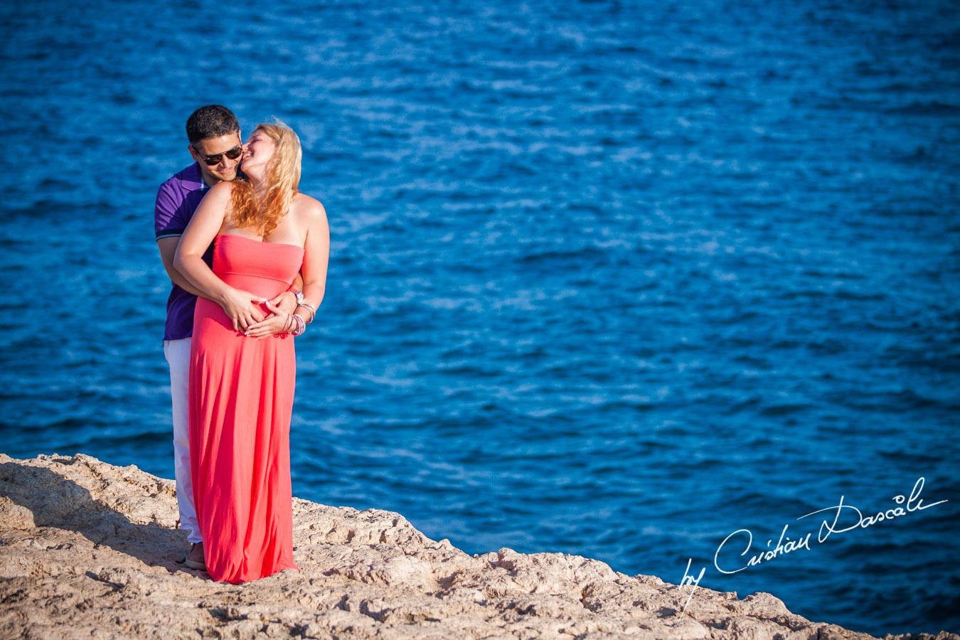 Photo shoot in Cyprus, Agya Napa - Demetris & Anna. Cyprus Photographer: Cristian Dascalu