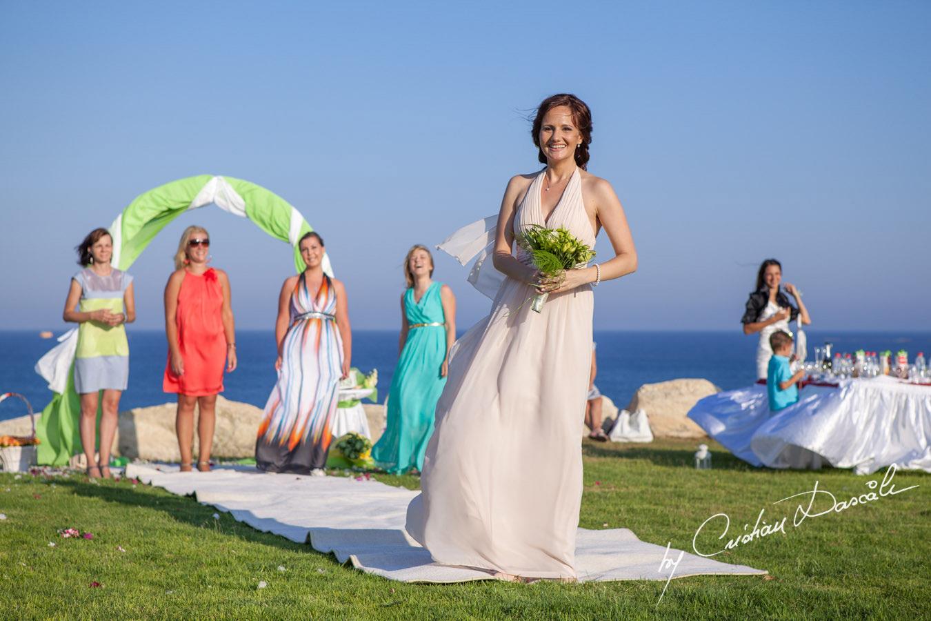 Cyprus Wedding Photography - Alex & Inga. Cyprus Photographer: Cristian Dascalu