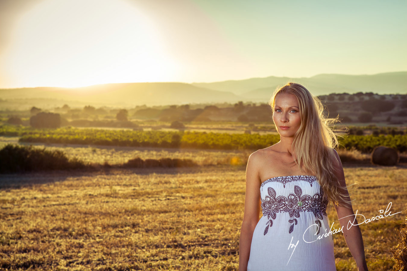 Cyprus Wedding Photographer - Polina & Cyprian Sun