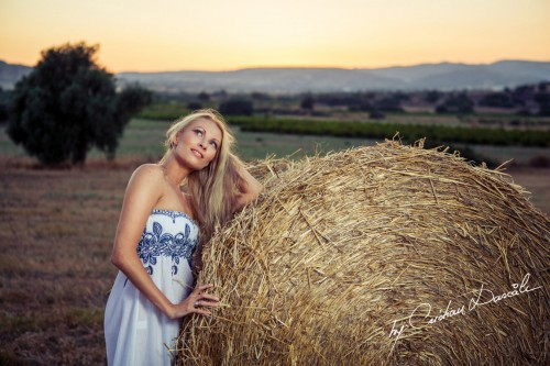 Fashion Photographers in Cyprus | Photo Session with Polina