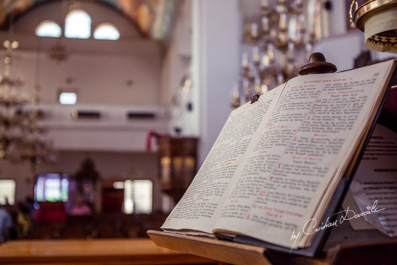 Christening in Limassol - Rares Ionut. Photographer: Cristian Dascalu