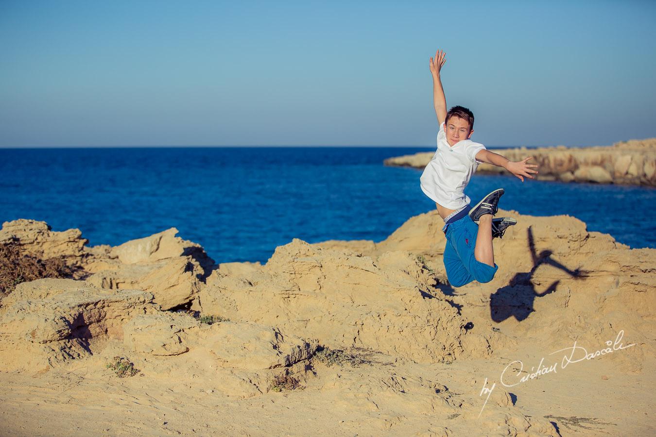 Photo Shoot in Cyprus - Anna & Konstantin in Protras, Cyprus