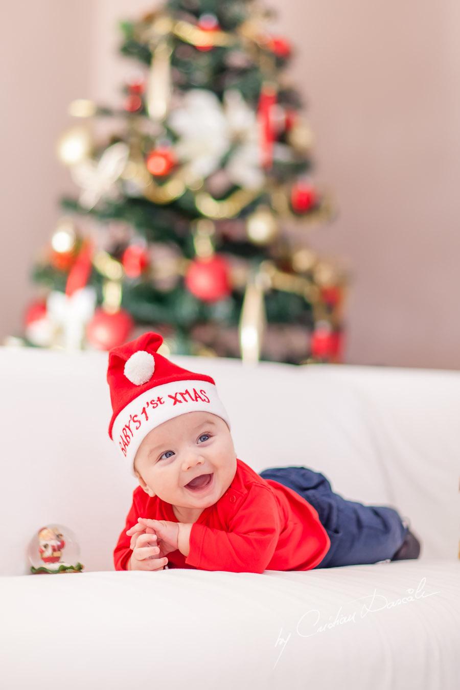 Christmas Family Photos in Cyprus. Photographer: Cristian Dascalu