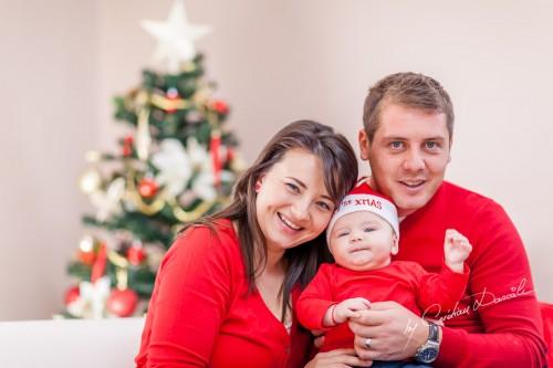 Christmas Family Photos | The Magic of Christmas