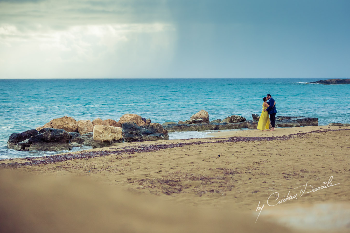 Destination Wedding Photographers in Paphos. Photographer: Cristian Dascalu