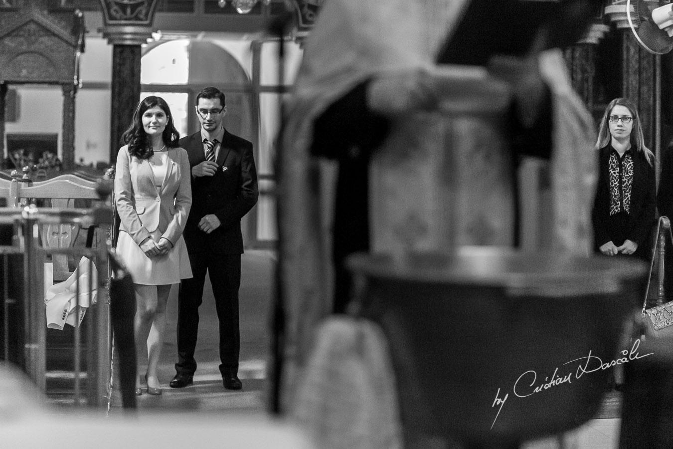 Christening Photography Nicosia. Photographer: Cristian Dascalu