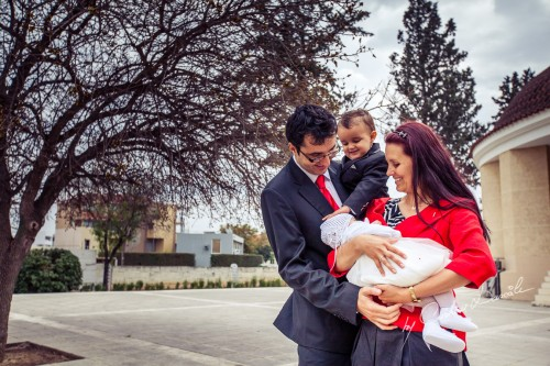 Christening Photography in Nicosia | A Very Special Day