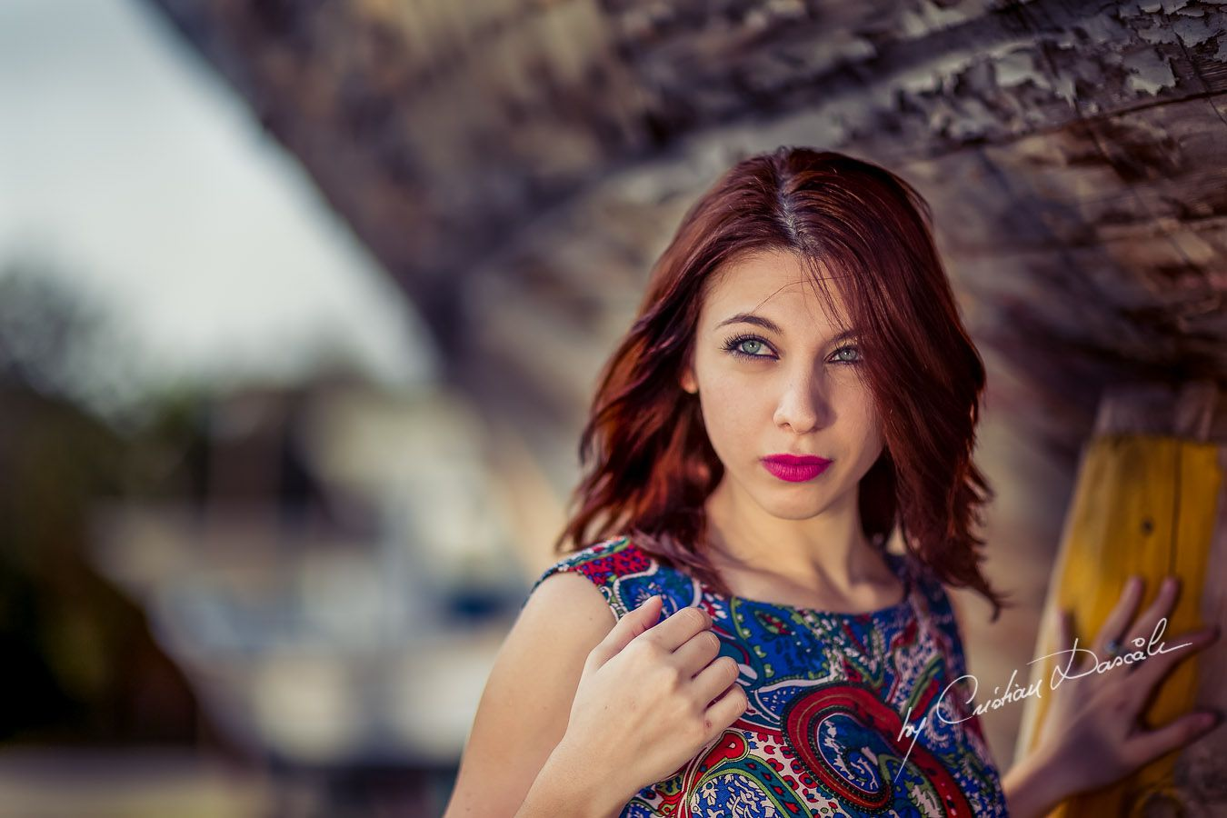Portrait Photography in Cyprus - Cristian Dascalu