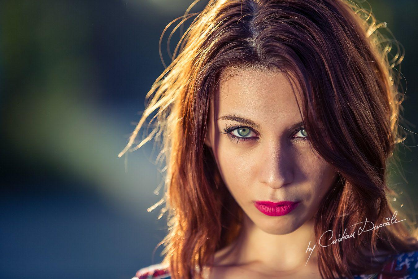 Portrait Photography in Cyprus - Cristian Dascalu