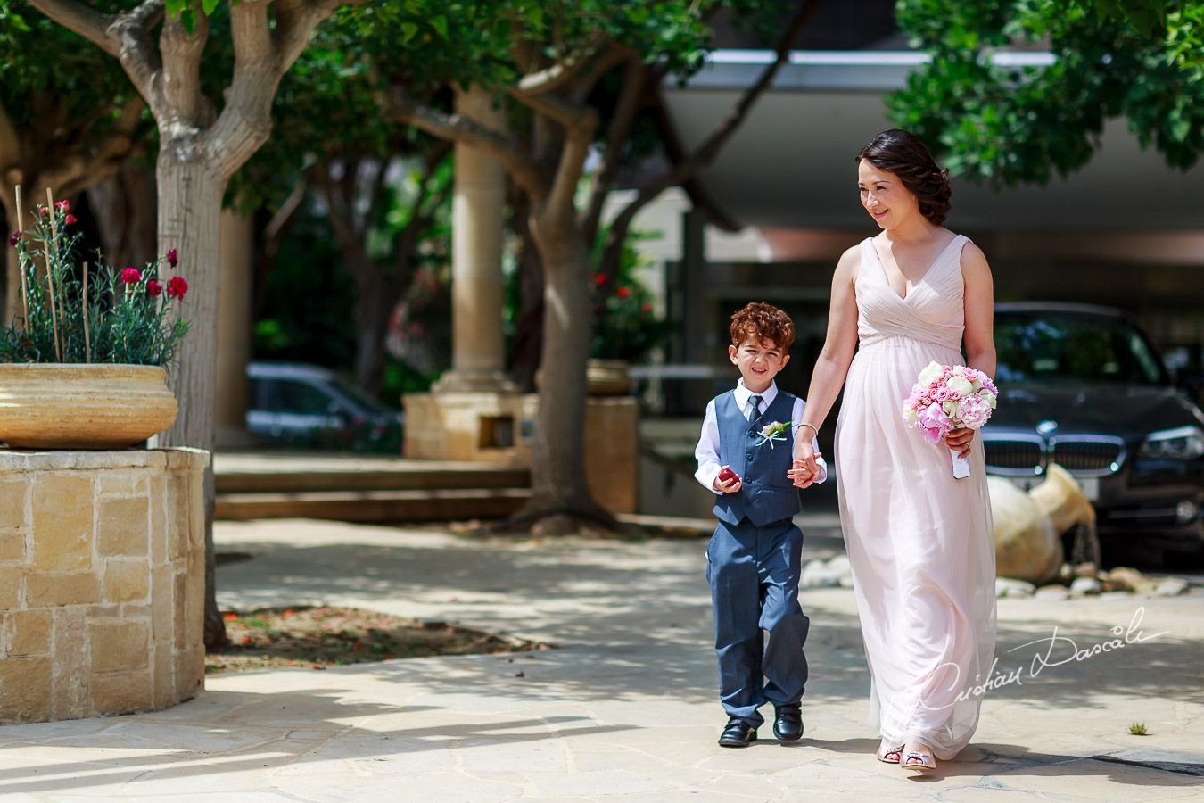 Le Meridien Wedding Limassol - George and Nicole - 14