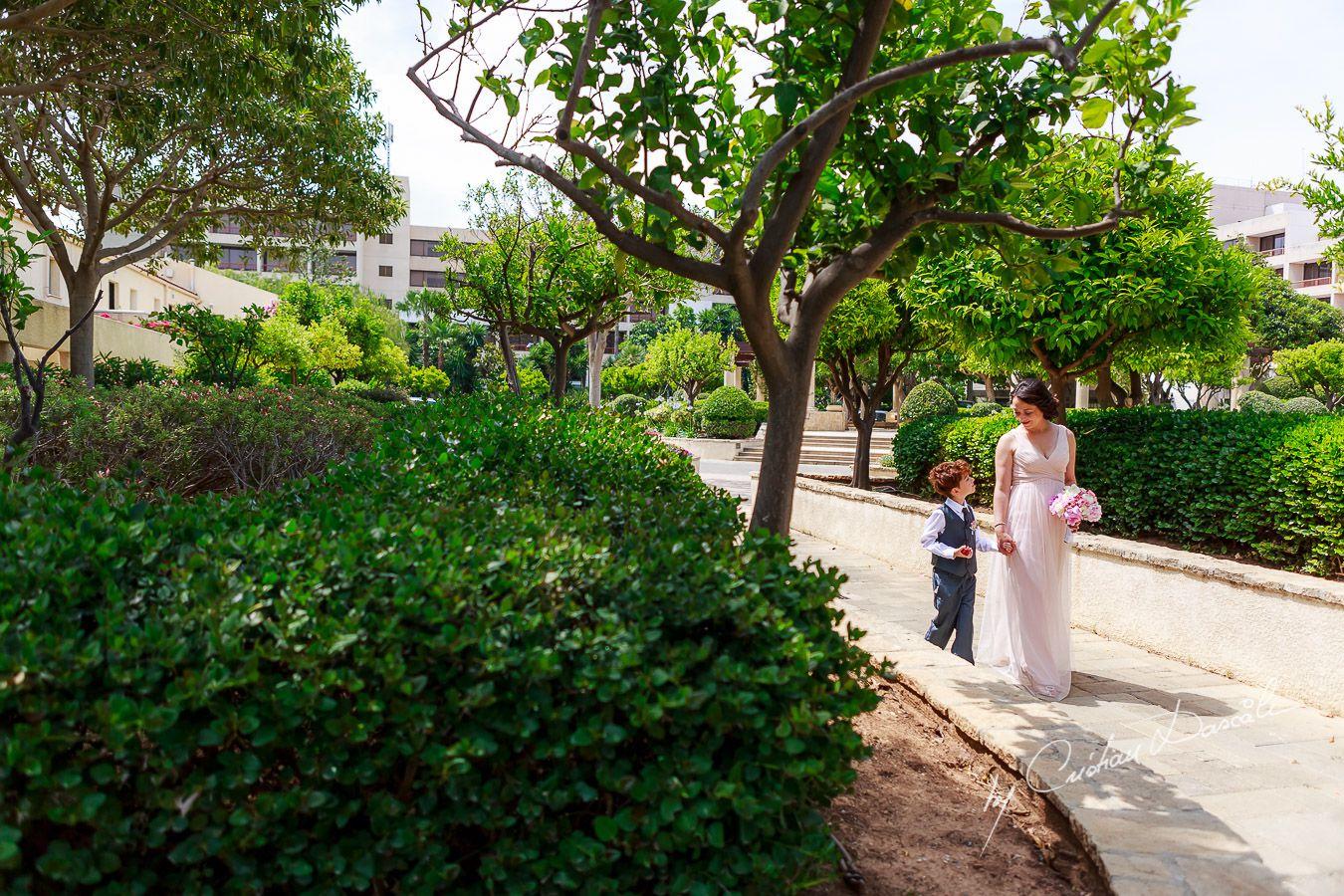 Le Meridien Wedding Limassol - George and Nicole - 15