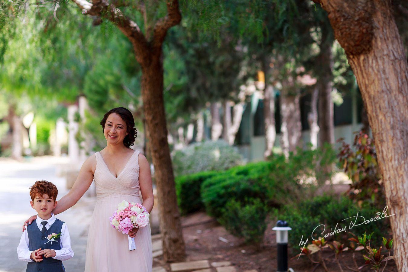 Le Meridien Wedding Limassol - George and Nicole - 16
