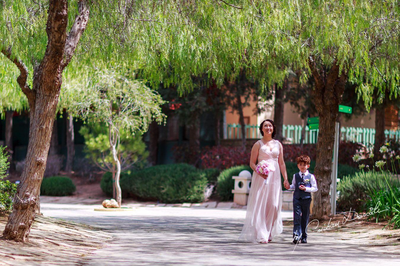 Le Meridien Wedding Limassol - George and Nicole - 17