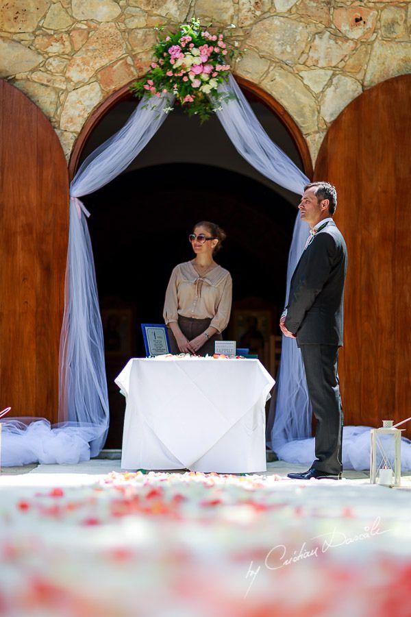 Le Meridien Wedding Limassol - George and Nicole - 18
