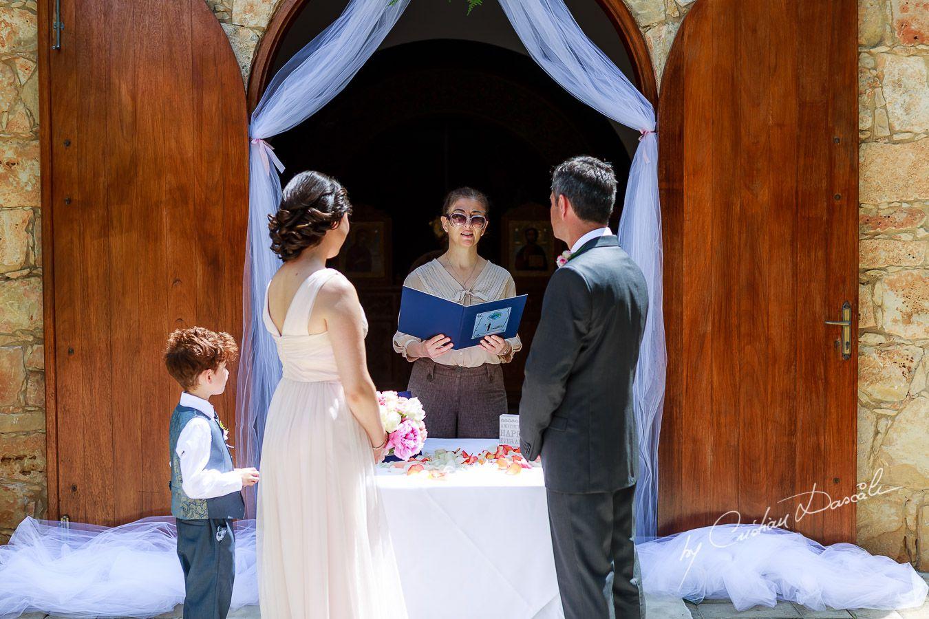 Le Meridien Wedding Limassol - George and Nicole - 19